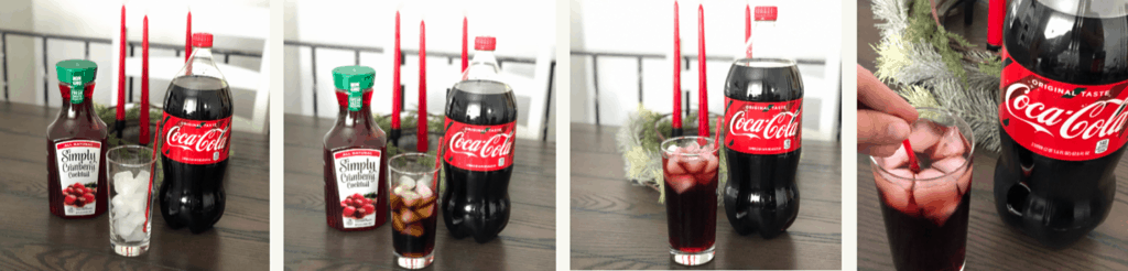 Cranberry Vanilla Coke-tail Recipe | www.housewivesofriverton.com