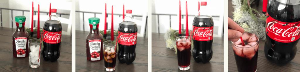 Cranberry Vanilla Coke-tail Recipe | www.housewivesofriverton.com