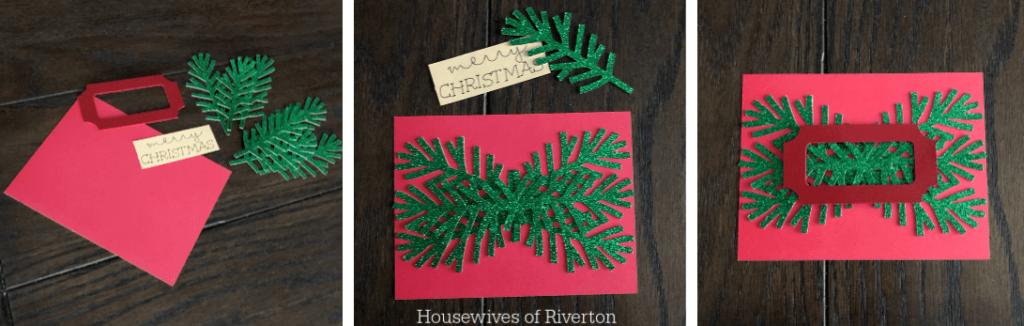 DIY Christmas Cards | www.housewivesofriverton.com