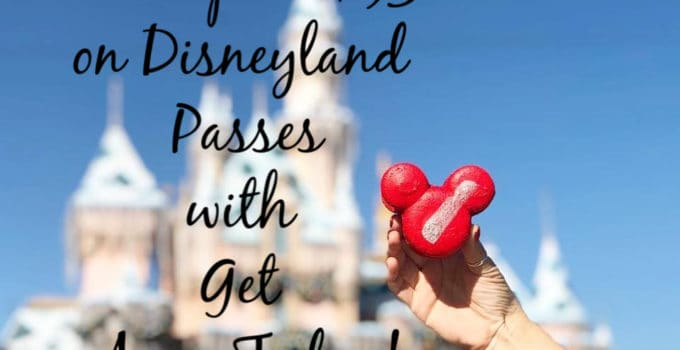Disneyland Tickets Sale – Get Away Today