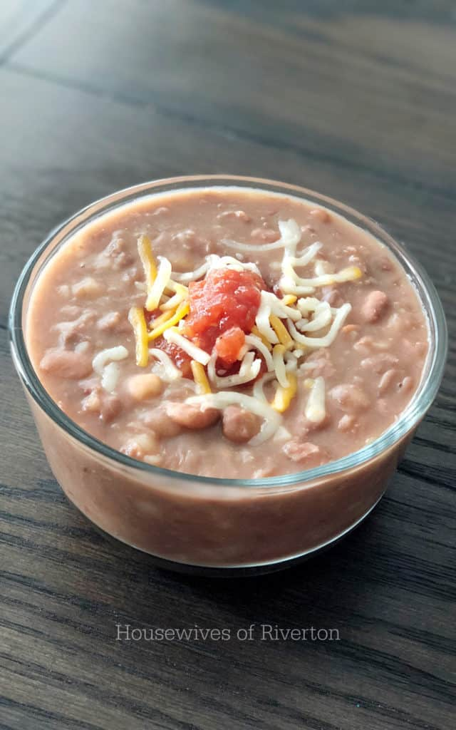 Instant Pot Pinto Beans Recipe | www.housewivesofriverton.com