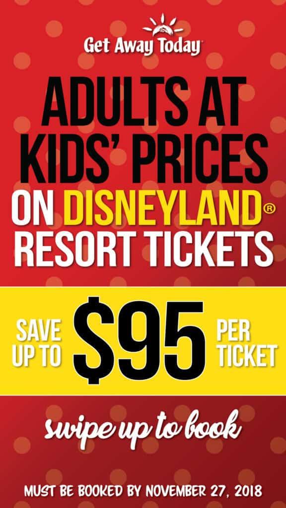 Disneyland Ticket Sale!  Save up to $95 per ticket! | www.housewivesofriverton.com