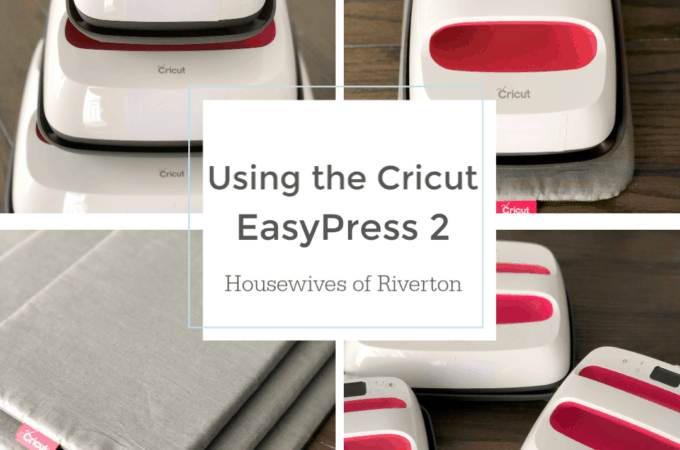 Using the Cricut EasyPress 2 | www.housewivesofriverton.com