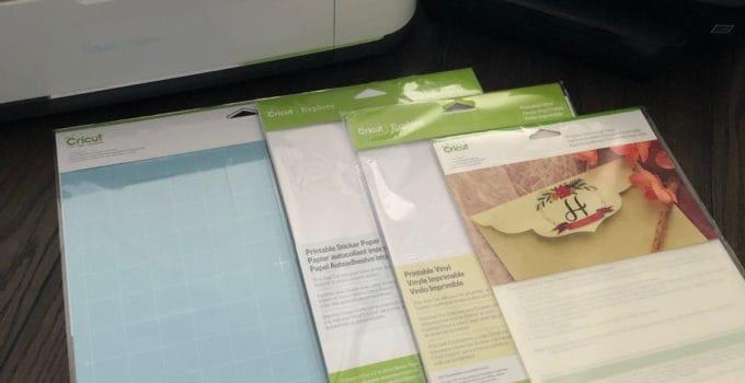 Using Cricut Print Then Cut