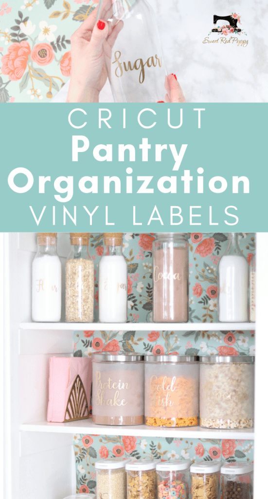 Organizing with Pantry | www.housewivesofriverton.com