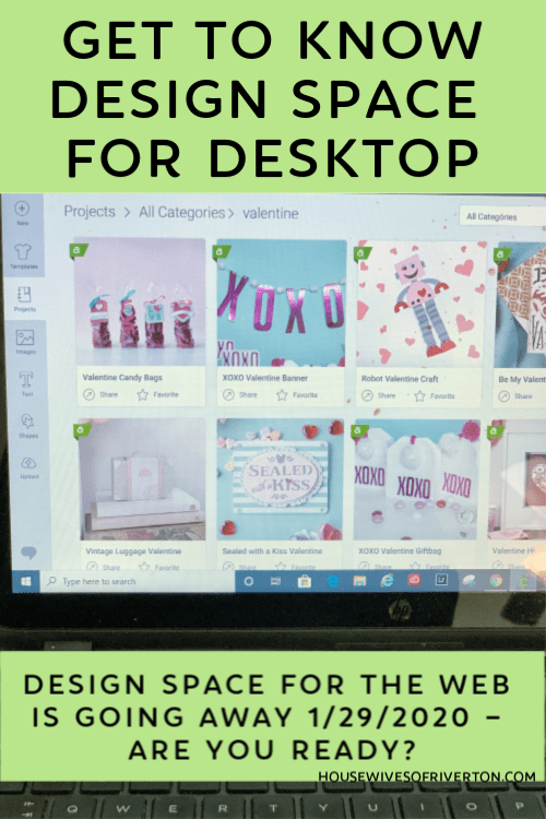 Design Space for Desktop