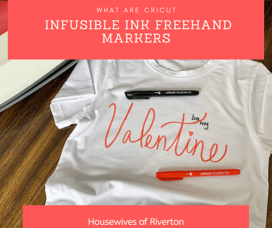 Infusible Ink Freehand Markers