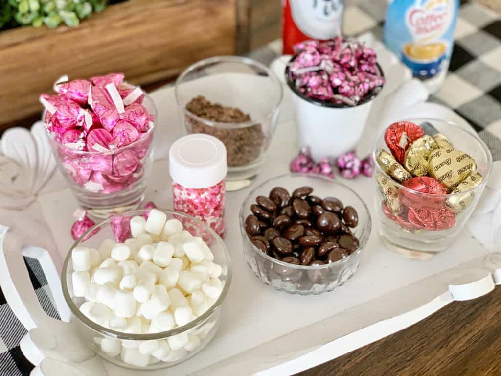 Valentine Hot Cocoa Bar
