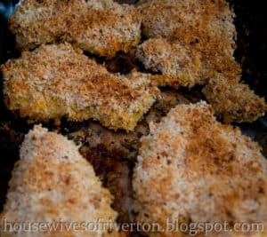 Italian Herb Crusted Chicken Recipe