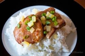 Hawaiian BBQ Chicken Recipe