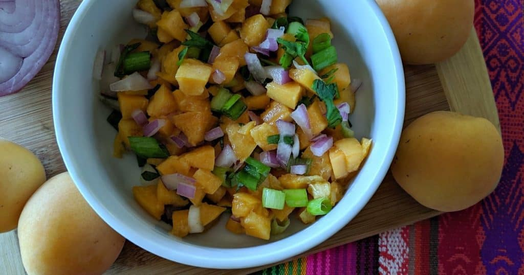 Apricot Fruit Salsa Recipes
