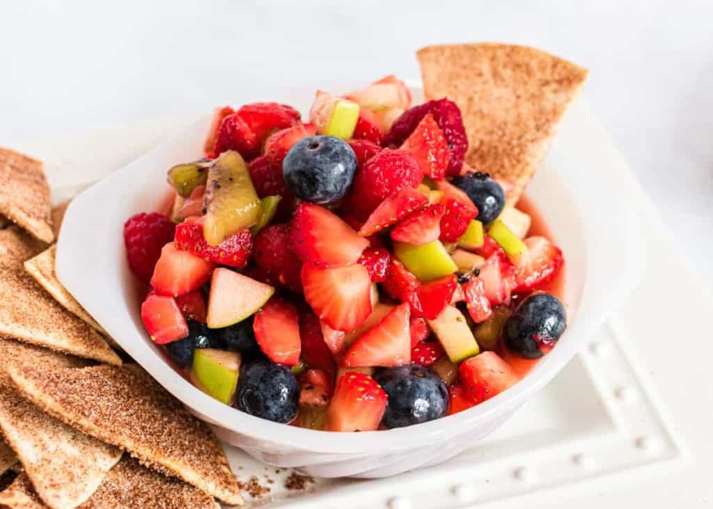 Easy Fruit Salsa Recipes
