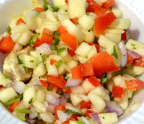 Apple Fruit Salsa Recipes