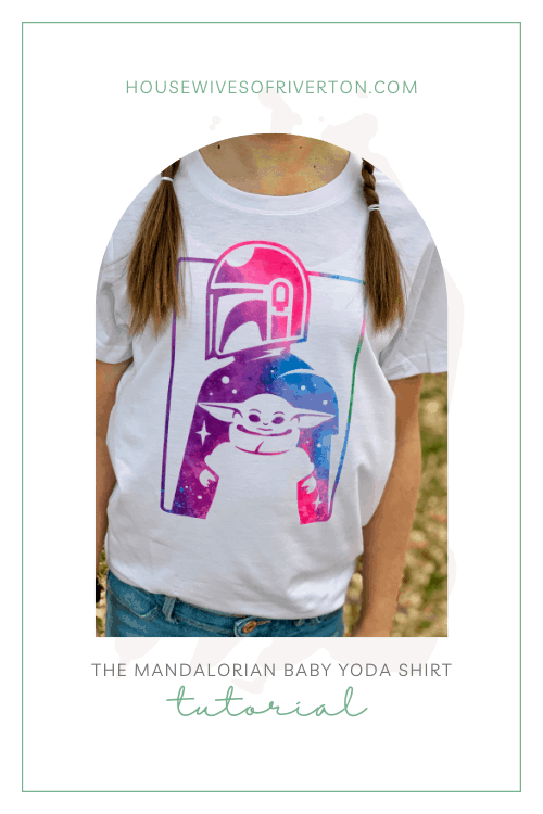 Mandalorian Baby Yoda Shirt - header